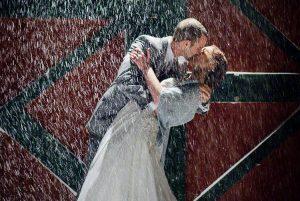 Catskill Winter Wedding – Full Moon Wedding Photos