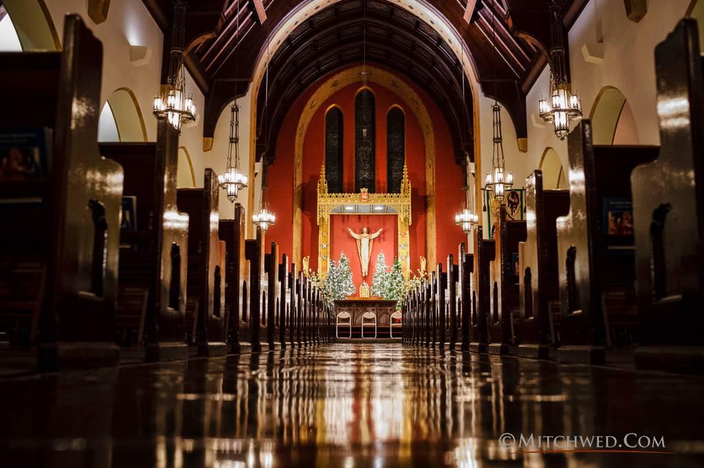 Schenectady church wedding
