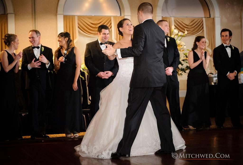 first dance photos schenectady wedding