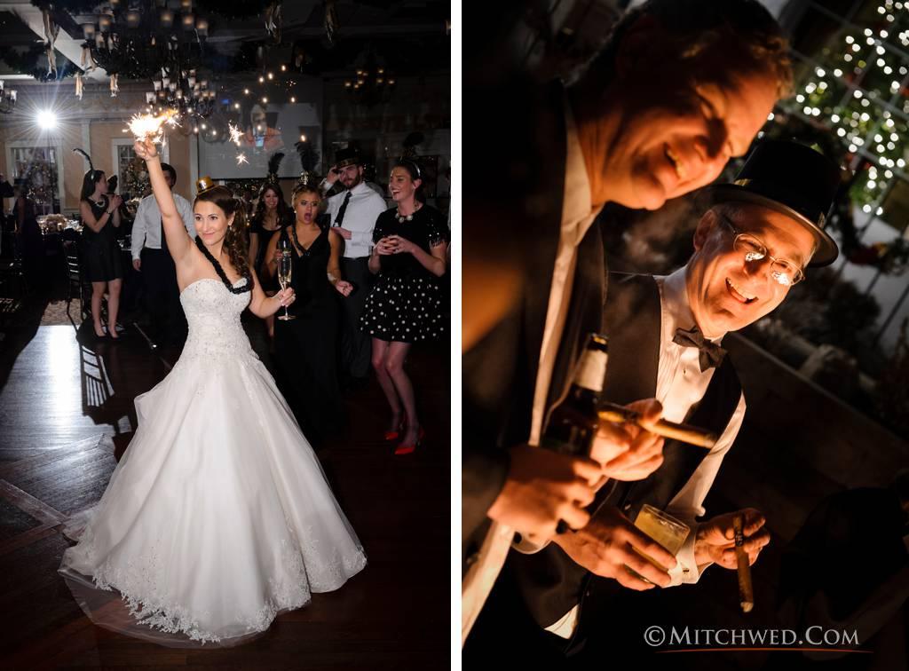 glen sanders wedding photos