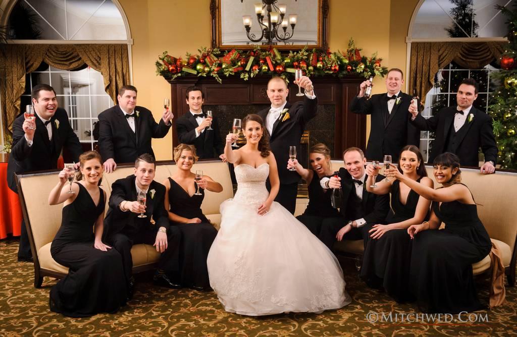 weddings at Glen Sanders
