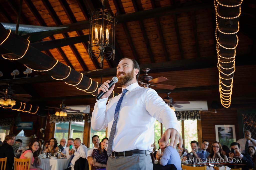 best man wedding toast