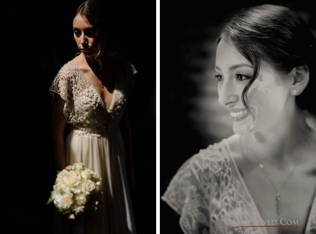 adirondack bridal portraits