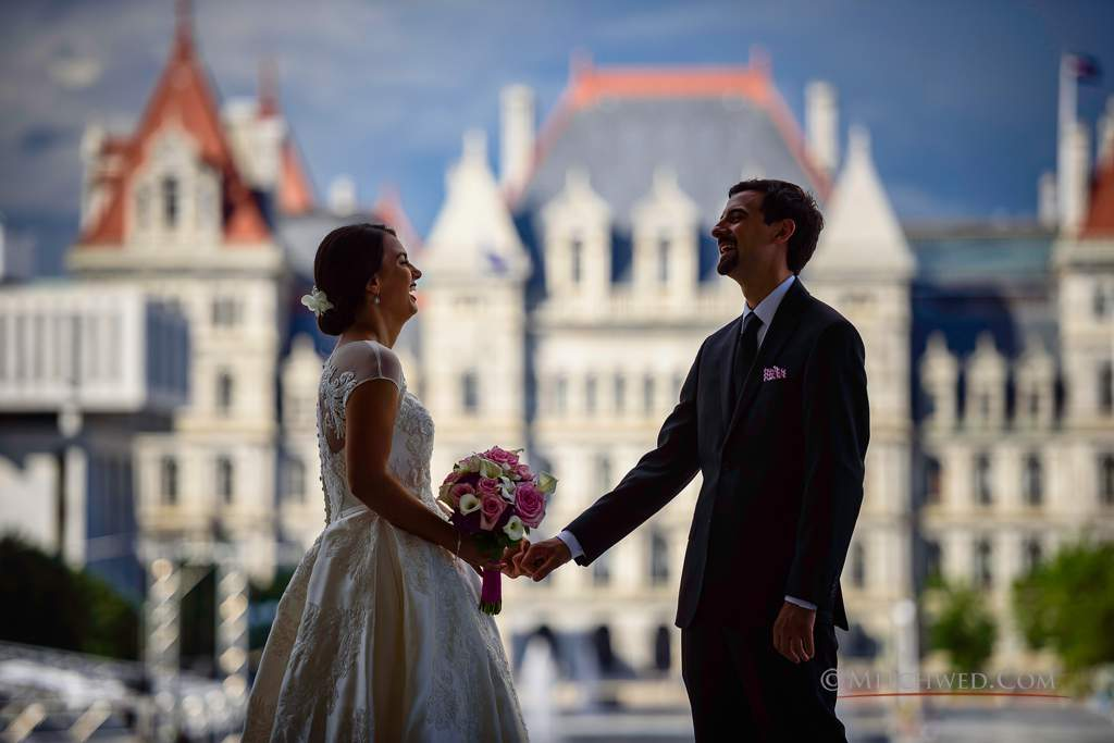 New York state museum wedding