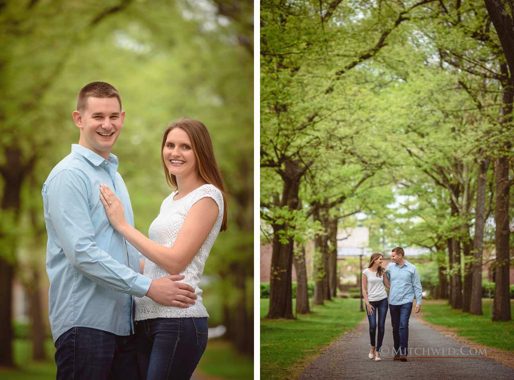 Gideon Putnam wedding photos