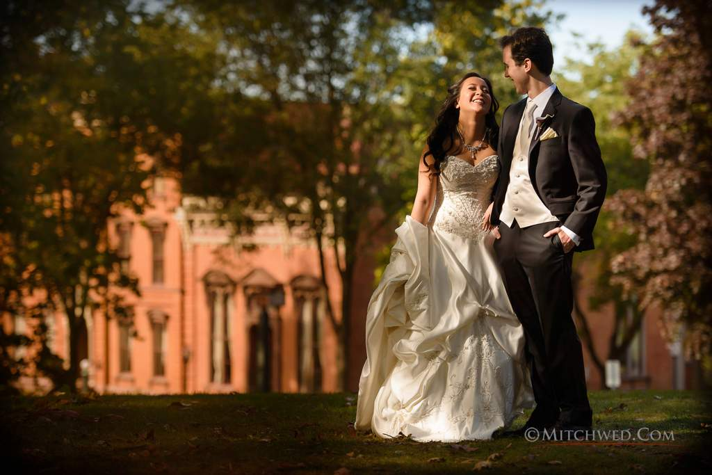Saratoga Springs wedding photographer
