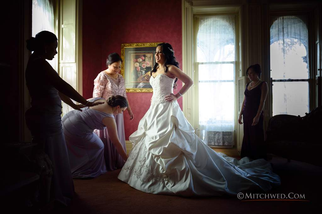Unique Saratoga NY wedding photographers