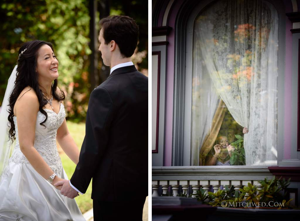 Saratoga NY Batcheller Mansion Wedding Photos