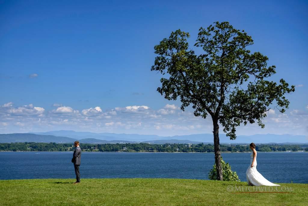 Adirondack Mountain wedding photographer.