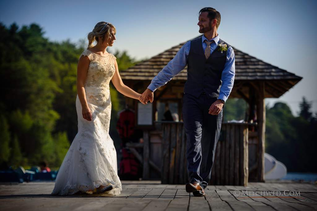 wedding at Mohonk Mountain House
