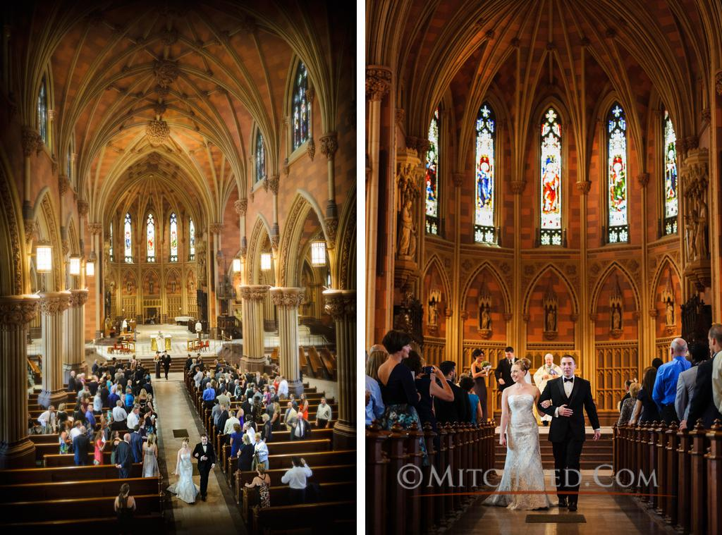 cathedral wedding Albany