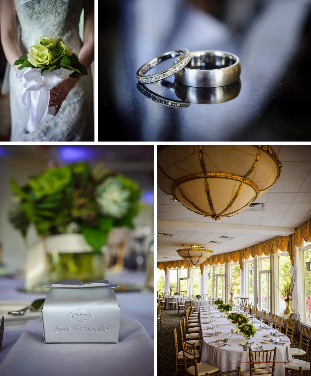 wedding at albany country club