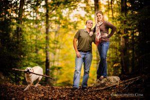 Northville Engagement Photos Adirondack Wedding Photographers