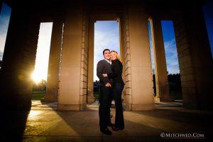 Julianna + Andrew's Engagement Photos – Saratoga Springs wedding photographers