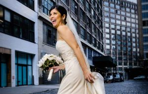 Gisela + Daniel's Tribeca Rooftop Wedding – New York Wedding Photographer