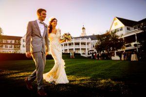 Meghan + Brian's Sagamore Wedding Photos – Bolton Landing Photographer