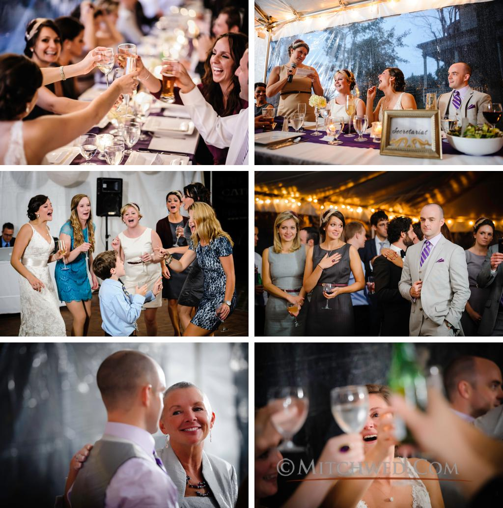 different saratoga wedding venues