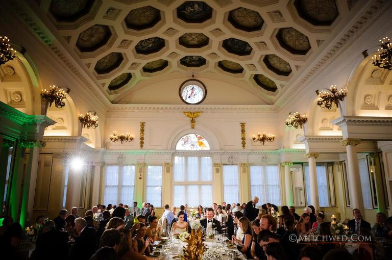 Canfield Casino wedding photos