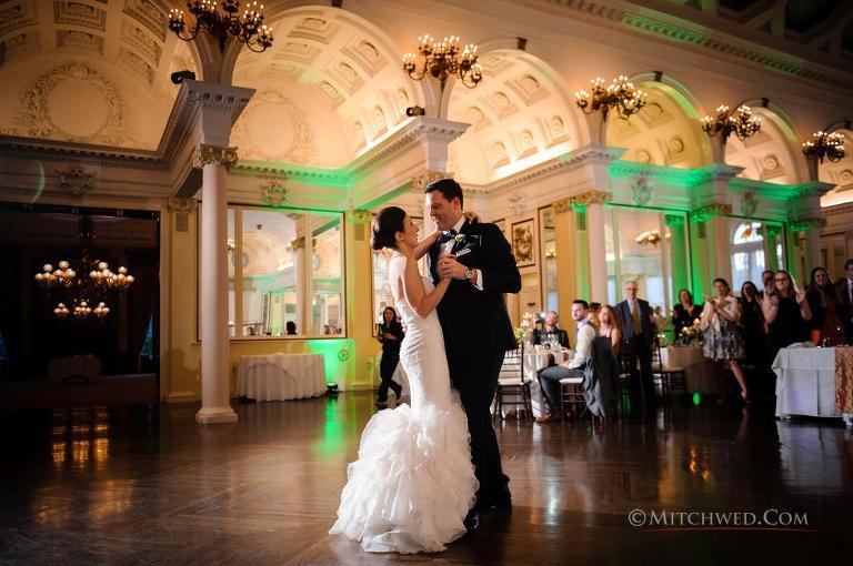 wedding Canfield Casino