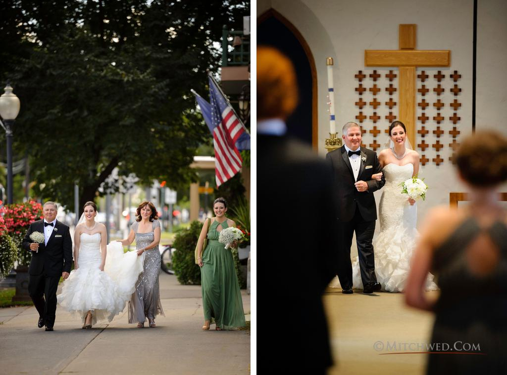 St Peters church wedding saratoga Springs NY
