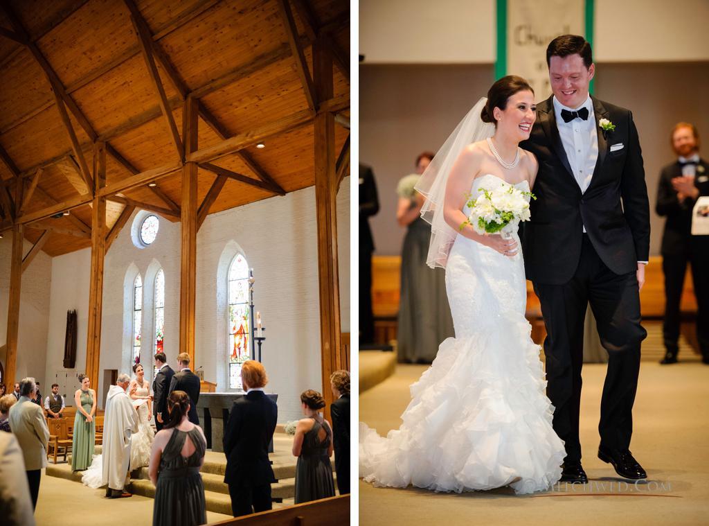 St Peters Church wedding