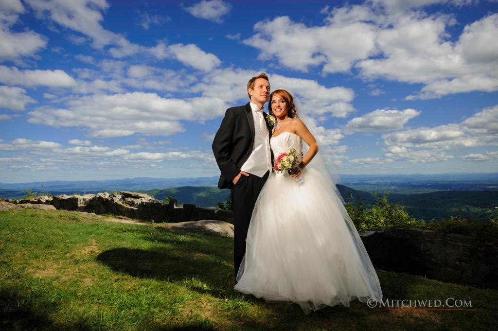 Ft william henry wedding
