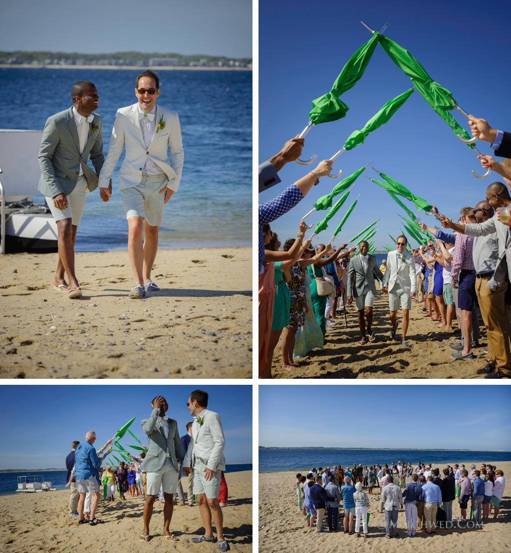 cape cod gay wedding photographer