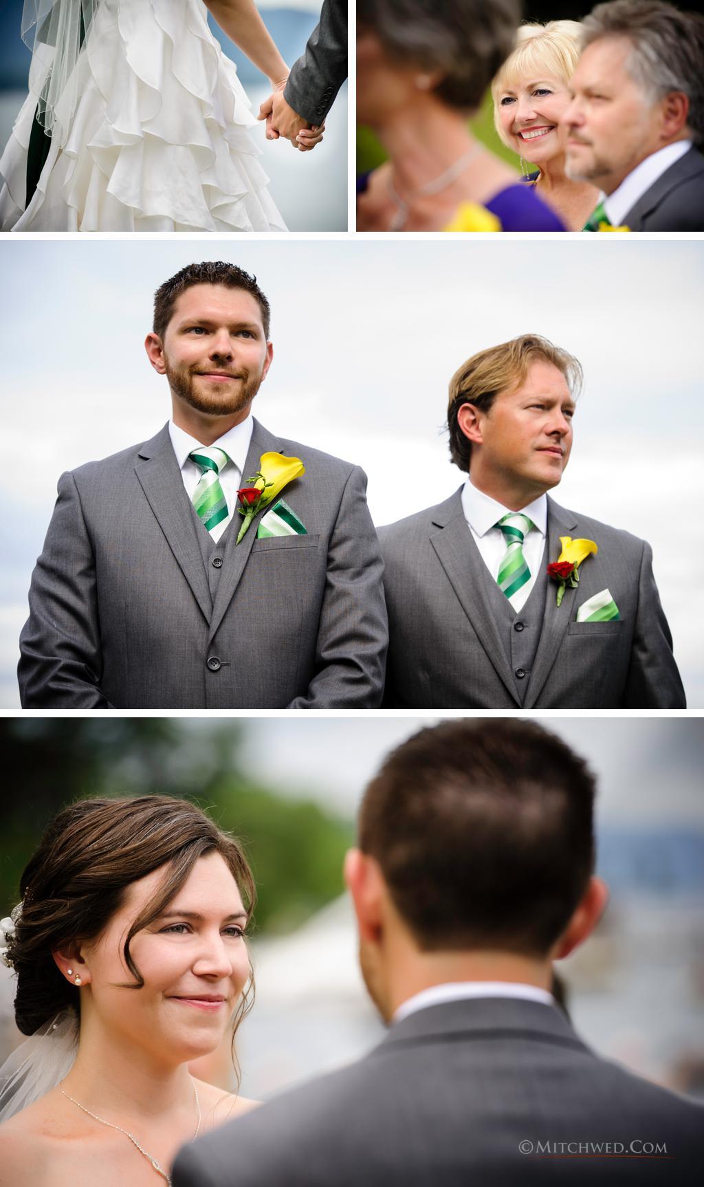 wedding photographer lake george
