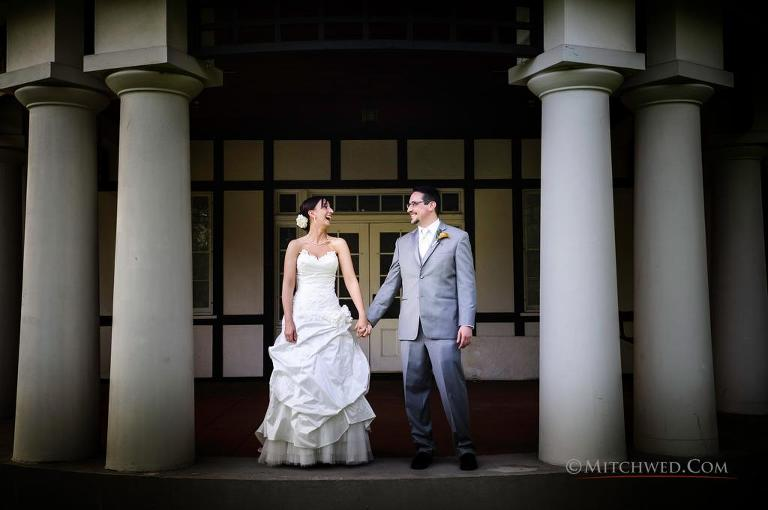 National Museum of Dance wedding