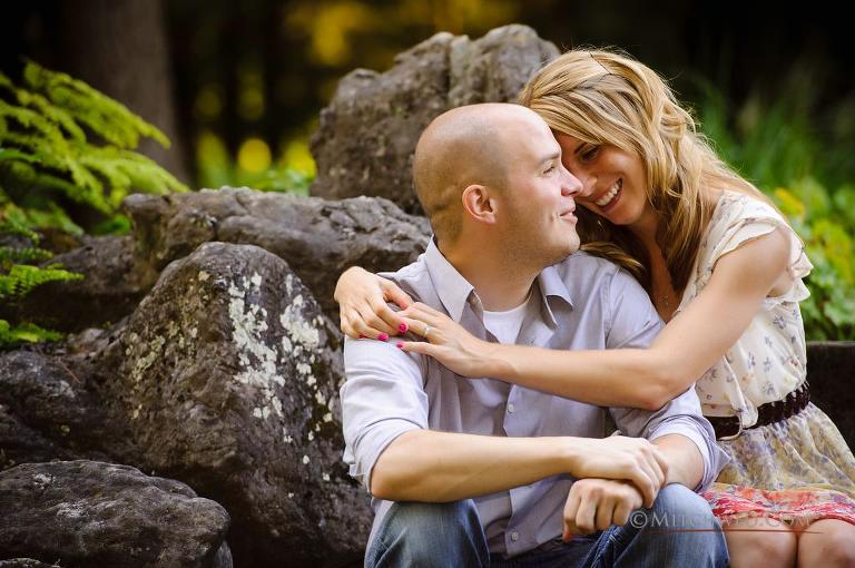 Yaddo engagement photos