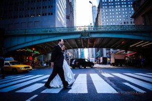 Christa + Dominick's New York City Wedding – Albany Wedding Photographer